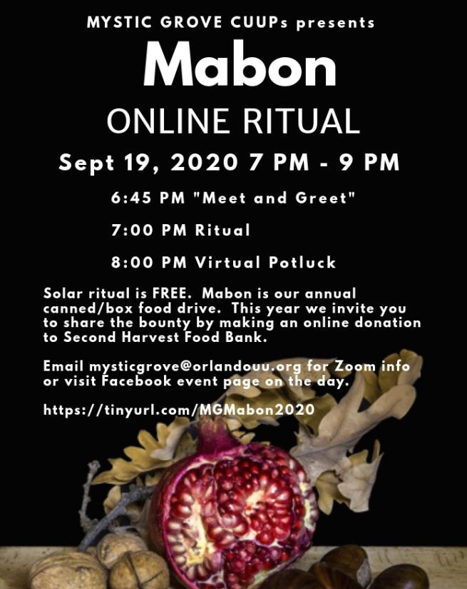 Mystic Grove Mabon 2020 Web Flier