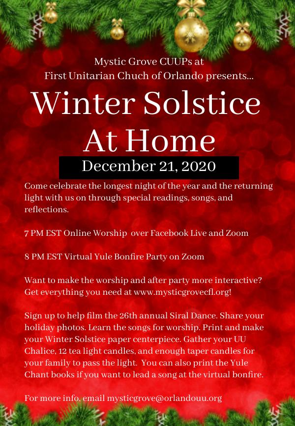 Corrected Winter Solstice 2020 Main Flier